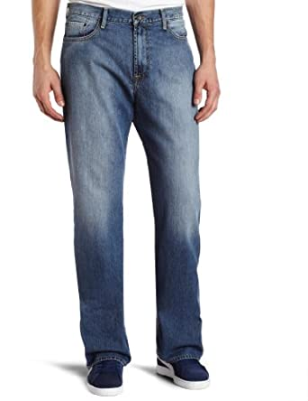 Lucky Brand Men's 181 Relaxed Straight Leg Jean In Ol Summer Camp, Ol Summer Camp, 31W x 34L
