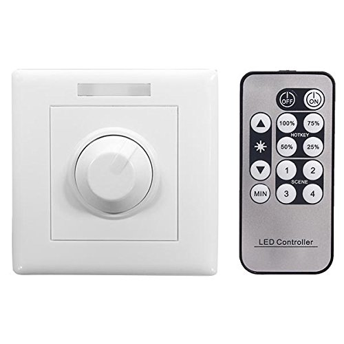 Led Dimmer Switch 110-230V Led Remote Controller Infrared Dimmer