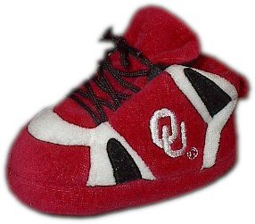 University of Oklahoma Sooners Baby Shoes Infant Slippers
