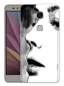 "Humor Gang Inner Sadness Printed Designer Mobile Back Cover For ""Huawei Honor 5X"" (3D, Matte Finish, Premium Quality, Protective Snap On Slim Hard Phone Case, Multi Color)"