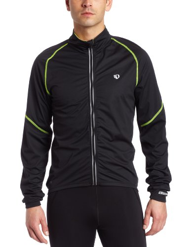 Pearl Izumi Men's Elite Reverse Jacket,Screaming