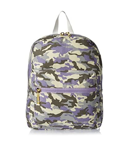 Nila Anthony Women's Camo Backpack, Purple Camo