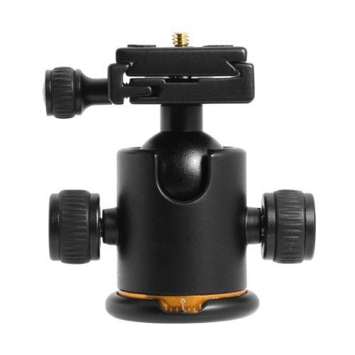 New Pro Camera Tripod Ball Head Ballhead KS-0 + Quick Release Plate LF23