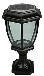 large outdoor solar powered led light lamp sl
