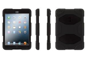 Griffin Technology Survivor for iPad mini, Black/Black (GB35918)