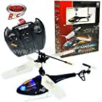 Quick Thunder 3-Channel Helicopter with Wireless Remote Control