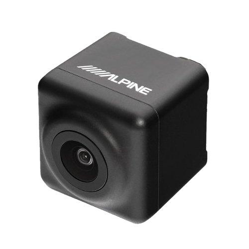 ALPINE(アルパイン) アルパイン製ナビ専用 バックビューカメラ LED付き (ブラック) LED-C900D