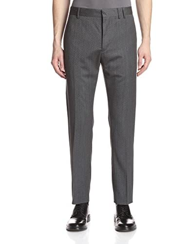 Vivienne Westwood Men's Tonal Chevron Pants