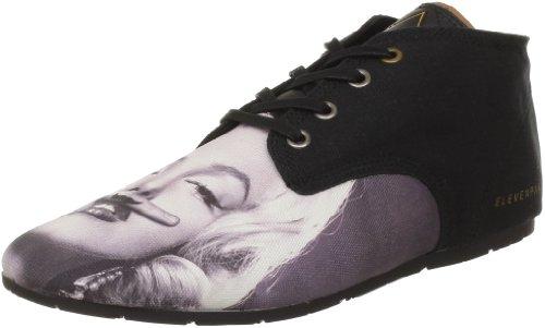 Eleven Paris ,  Sneaker unisex adulto, Nero (Noir (Black)), 41