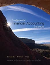 Loose Leaf Fundamental Financial Accounting Concepts by Edmonds