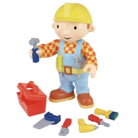 Bob the Builder Tool Time Bob