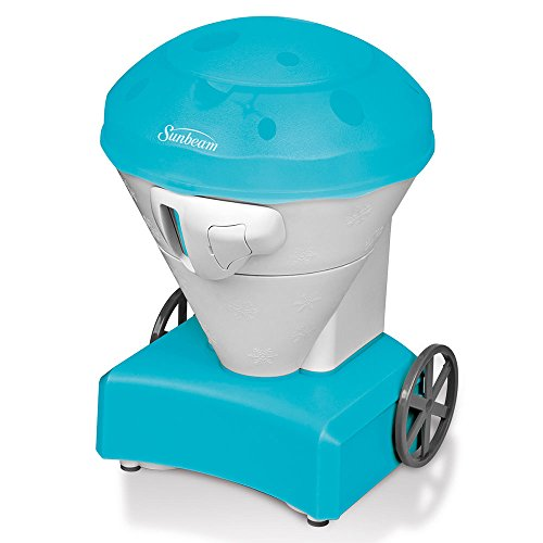 Sunbeam FRSBISCR-PBLU Electric Snow Cone Maker, Blue (Crunchy Ice Maker compare prices)