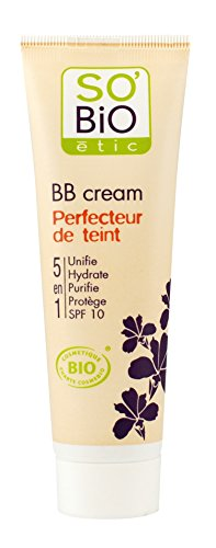 So'Bio Étic, BB Cream 5 in 1, 02 Beige Éclat, 30 ml, 2 pz.