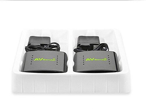 Generic 2.4Ghz Av Sender Wireless Transmitter Receiver 250M Av Audio Video Tv Transmitter Ir Remote 433 Mhz Extender Pat-240