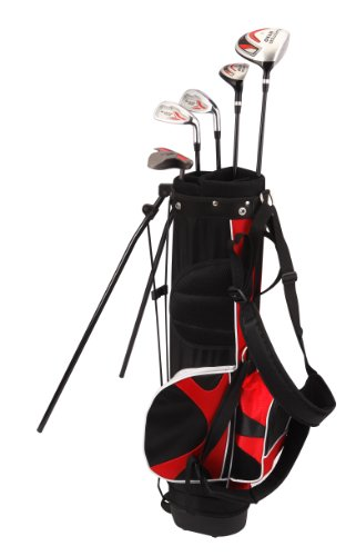 Nitro-Blaster-Junior-Complete-Right-Hand-Golf-Club-Set-8-Piece