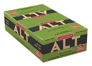 LARABAR Alt Bar, Cinnamon Apple Crisp 1.95, Gluten Free (Pack of 15)