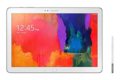Samsung GALAXY NotePRO 12.2 P9000 Tablet Wi-Fi 32 GB Android 4.4 KitKat blanc