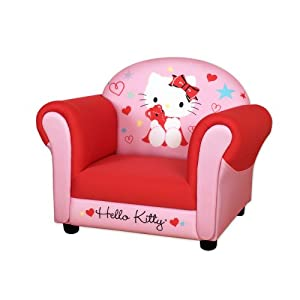 Hello Kitty Armchair by Najarian Furniture Co.,Inc.