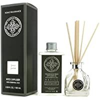 The Candle Company Reed Diffuser With Essential Oils - French Lavender- 100ml/3.38oz