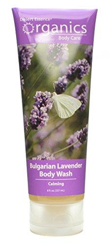 Desert Essence Body Wash Bulgarian Lavender - 8 Fl Oz front-365339