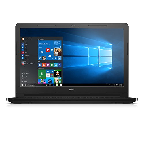 Dell Inspiron i3552-4041BLK 15.6 Inch Laptop (Intel Celeron, 4 GB RAM, 500 GB HDD, Black)