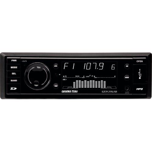 Ground Zero GZCR 235 USB-Autoradio