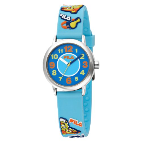 Fila Kids' FA0738-45 Three-Hands Sweet Time Watch