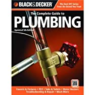 Plumbing Complete Guide DIY Reference Book-B&D 5TH GUIDE PLMBG BOOK