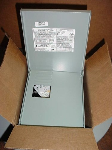 New Midwest Electric Spa Disconnect Panel Ug412Rmw260P 125Amp/2Spaces/4 Circuits 120/240V. [Included 60 Amp Gfi Has Been Removed]