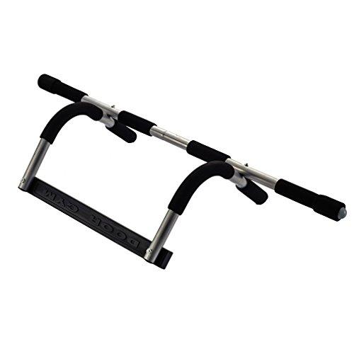 ROVATE® Multifunktions Oberkörpertrainer Klimmzugstange, Trainings Gerät für Rahmen bis 120 kg belastbar