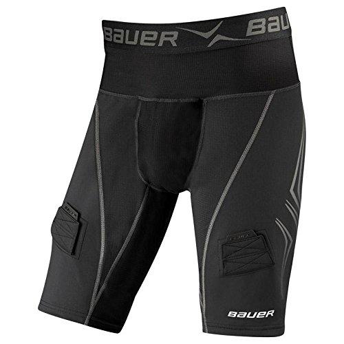Bauer Premium Lockjock Shorts [MENS] bauer