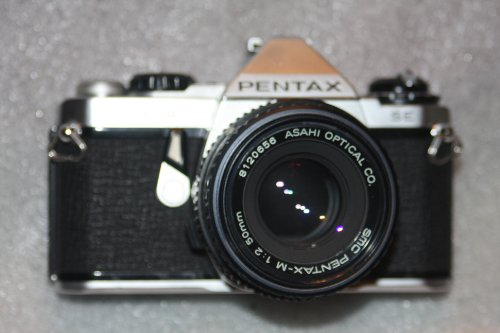 Learn More About Pentax ME Super 35mm SLR Camera Package