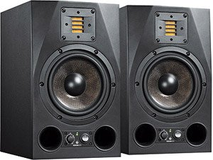 Adam Audio A7X Pair 2-way 7 inch Nearfield Monitor from Adam Audio
