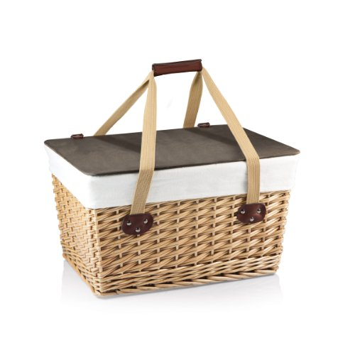 Great Features Of Picnic Time Canasta Picnic Basket, Grande