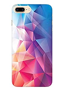 100 Degree Celsius Back Cover for Apple iPhone 7 Plus (Designer Printed Multicolor)