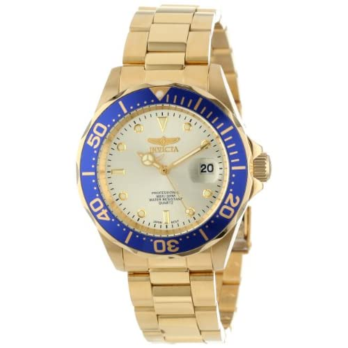 Best 10 Mens Watches In Gold