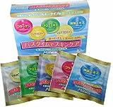 夏の美容入浴剤 ミルモサマー(アソートパック)10包入