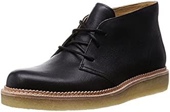 [クラークス] CLARKS ベッカリーヒル 26112660 Black Leather(ブラックレザー/080)