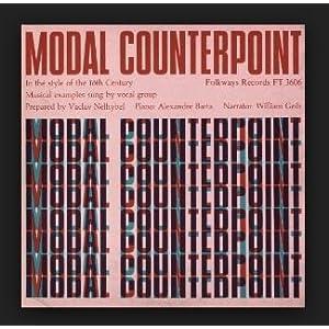 Vaclav Nelhybel Alexandre Barta William Geib Modal Counterpoint