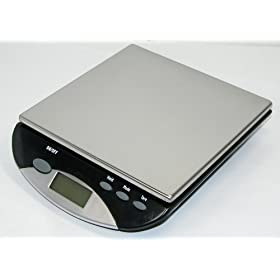 DIGITAL BENCH SCALE 1000 GRAM CAPACITY X 0.1 GRAM SENSITIVITY