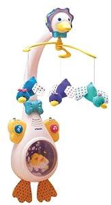 Vtech - edad Toy-Nightlights primero - Hablando Lumi Mi móvil (Importado de Francia; versión en francés) por Cars