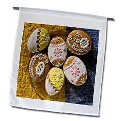 Easter Egg Cookies I - 12 X 18 Inch Garden Flag