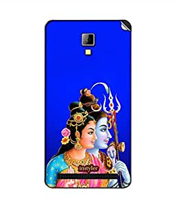 instyler MOBILE STICKER FOR MICROMAX BOLT Q331