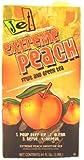 Jet Tea Extreme Peach Smoothie Mix 64 oz