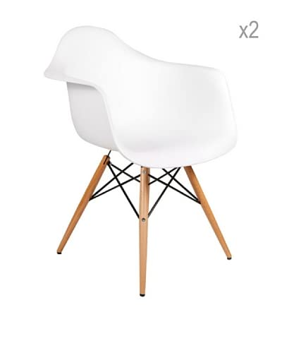 Lo + De Moda 2 er Set Stuhl Dimero Color Edition   Mode Fly