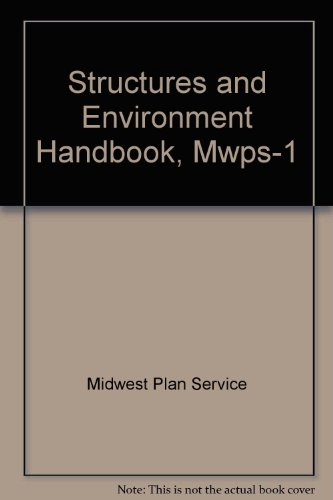 Structures and Environment Handbook, Mwps-1