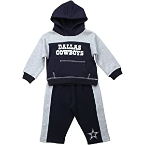 Dallas Cowboys Buddy Fleece Set by Dallas Cowboys