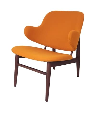 Control Brand Cosgrove Lounge Chair, Orange As You See