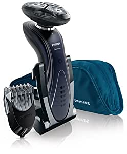 Philips Shaver Series 7000, Wet and Dry Shaver RQ1195/17 with Click-On Beard Trimmer