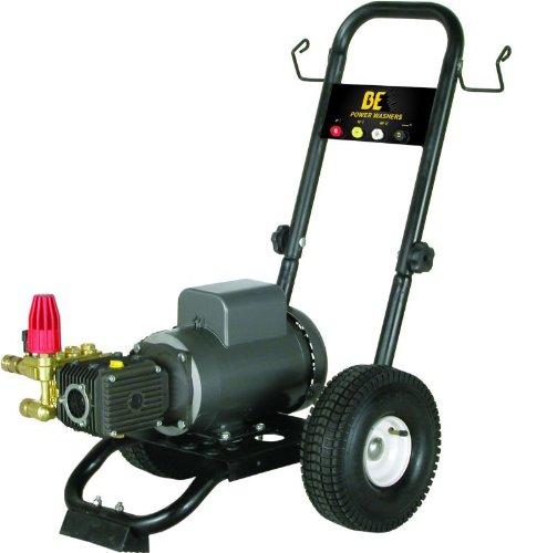 B E Pressure Pe-115Ew1Com Electric Powered Pressure Washer, 1100 Psi, 2.0 Gpm, 1.5 Hp front-415272